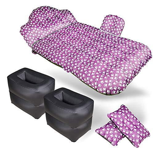 fzkjgs Auto Auto Aufblasbare Luftmatratze Bett Für Rücksitz Von Autos SUV Und Mittelgroße LKW Outdoor Reise Camping Universal,Blue
