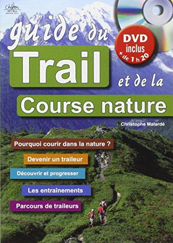 Guide du trail et de la course nature Pdf - ePub - Audiolivre Telecharger