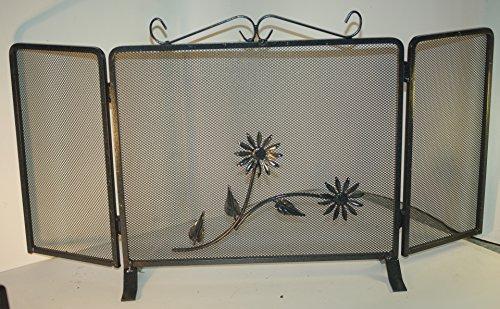 Artigian ferro 9919330 parascintille, ferro battuto