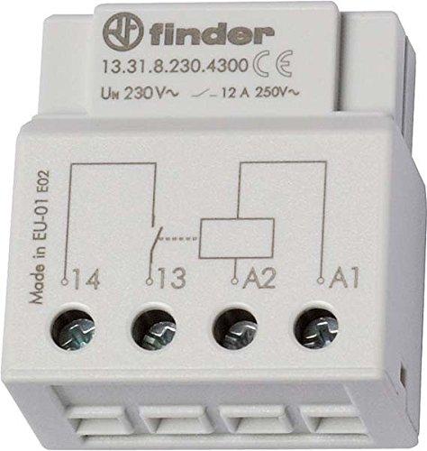 Finder Serie 13–RELE AUX 1Schließer 230V AC