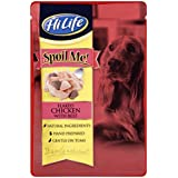 HiLife Spoil Me! Dog Food Flaked Chicken with Beef '15 x 100g Pouches'