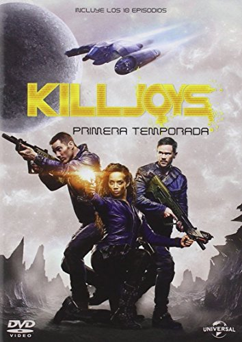Killjoys - Temporada 1 [DVD]