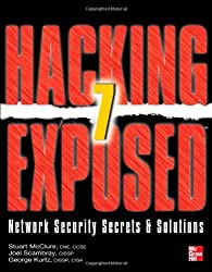 Hacking Exposed 7: Network Security Secrets & Solutions, Seventh Edition by Mcclure, Stuart (2012) Paperback