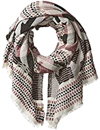 Armani Exchange Men's Knitted Pattern Scarf