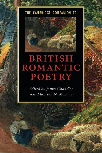 The Cambridge Companion to British Romantic Poetry Paperback (Cambridge Companions to Literature)