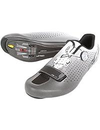 Raiko Sportswear - Zapatillas de ciclismo para hombre, color negro, talla 38 EU