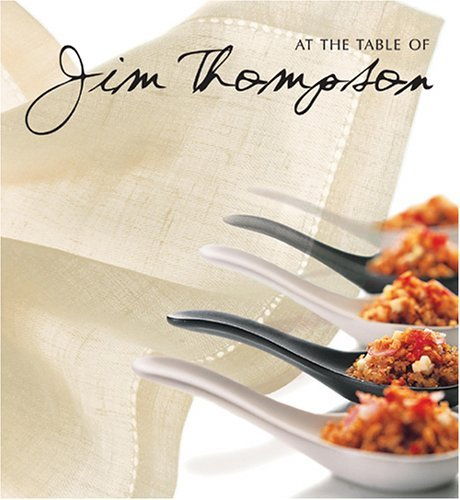 At the Table of Jim Thompson by William Warren (2005-11-01)