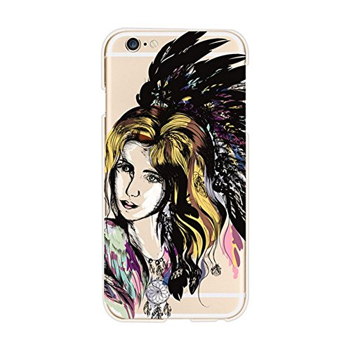 Vanki® Coque iPhone7, Flexible Lisse Housse TPU Souple Etui de Protection Silicone Case Soft Gel Cover Anti Rayure Anti Choc pour Iphone7 4.7Inch 2