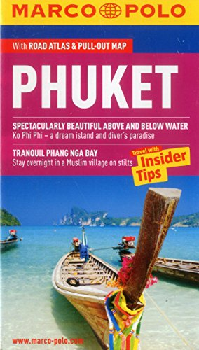 Phuket Marco Polo Guide (Marco Polo Travel Guides)