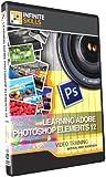 Learning Adobe Photoshop Elements 12 - Training DVD