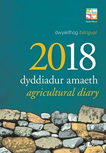 Dyddiadur Amaeth 2018 Agricultural Diary