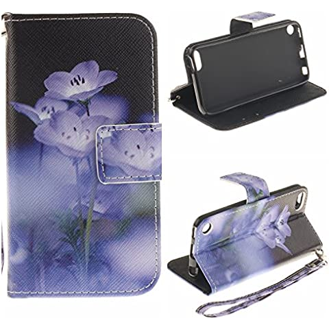 Voguecase® Per Apple iPod Touch 5/iPod Touch 6, Elegante borsa