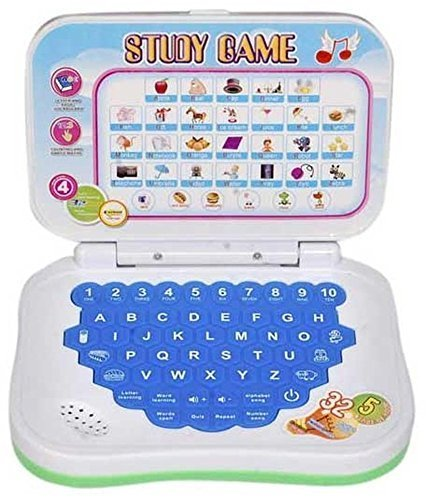 Funnytool Sound Toy for Kids (Educational Laptop)