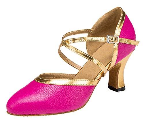TDA - Sandali con Zeppa donna 7cm Heel Rose
