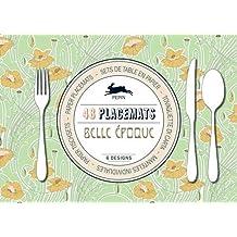 Belle Epoque: Placemat Pad (Placemats)