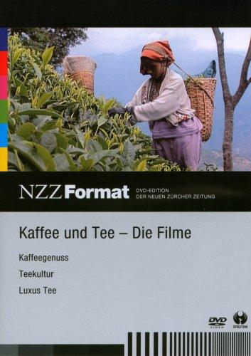 Preisvergleich Produktbild Kaffee und Tee Die Filme - NZZ Format