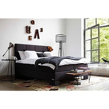 schlaraffia aktions boxspringbett saga anthrazit 180x200 cm lagerware k che. Black Bedroom Furniture Sets. Home Design Ideas