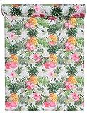 Chemin de table tropical 30cm x 5m (x1) REF/5801