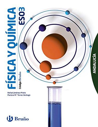 Código Bruño Física y Química 3 ESO Andalucía