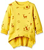 #9: Little Kangaroos Baby Girls' Polo (12560_Yellow_2 Years)