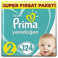 Prima Bebek Bezi Yeni Bebek 2 Beden Mini