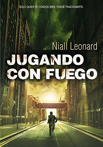 Jugando Con Fuego / Crusher par Niall Leonard