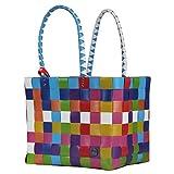 Witzgall Ice Bag Shopper 5009-78 bunt, ca. 33x18x28 cm
