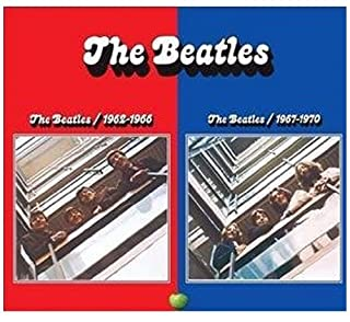 The Beatles ‎: 1962-1966 / 1967-1970 (B003Z9LBKG) | Amazon price tracker / tracking, Amazon price history charts, Amazon price watches, Amazon price drop alerts