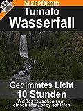 10 Stunden Wasserfall: Gedimmtes Licht, Weißes Rauschen Zum Einschlafen, Baby Schlafen