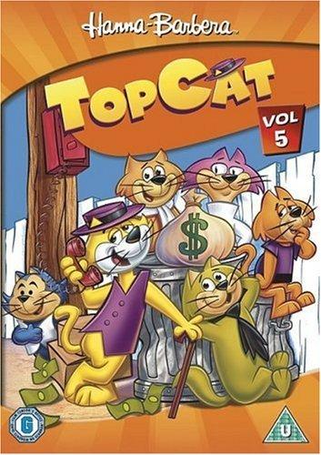 Top Cat: Volume 5 - Episodes 25-30 [Edizione: Regno Unito] [Edizione: Regno Unito]