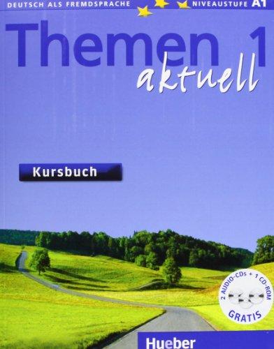 THEMEN AKTUELL 1 Kursb.(l.al.)+2 CD+CD-R