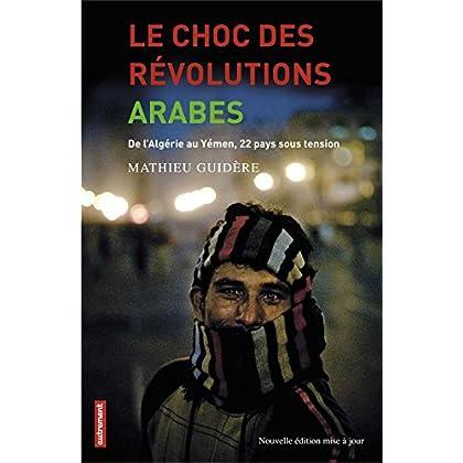 Le choc des révolutions arabes: De l'Algérie au Yémen, 22 pays sous tension (Nouvelle édition mise à jour) (Frontières)
