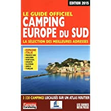 Le Guide officiel Camping Europe du Sud 2015