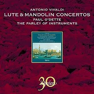 Concertos Pour Luth & Mandoline (30 Ans Hyperion)