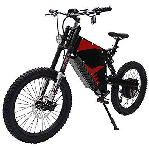 LPsweet 72V 3000WFC-1 Vorne Und Hinten Stoßdämpfer Weicher Schwanz All Terrain Electric Mountain Bike Leistungsstarke Elektro-Fahrrad Ebike Berg*