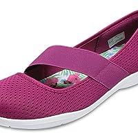 Crocs Women Swftwtrflatw Ballet Flats