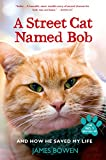 A Street Cat Named Bob and How He Saved My Life von James Bowen