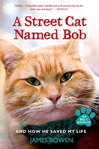 Buchseite und Rezensionen zu 'A Street Cat Named Bob and How He Saved My Life' von James Bowen