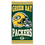 NFL Strandtuch 150x75 cm Green Bay Packers