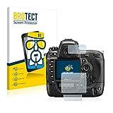 BROTECT Protection Ecran Verre Compatible avec Nikon D3S - Protecteur Vitre 9H,...