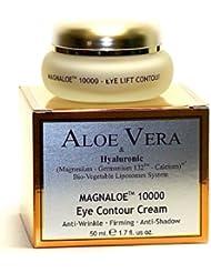 Canarias Cosmetics Magnaloe 10000 Eye Contour Cream, 1er Pack (1 x 50 g)