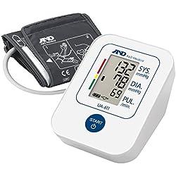 A&D Medical UA-611 Tensiomètre Électronique Bras, validé cliniquement