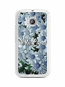 YuBingo In Love Designer Mobile Case Back Cover for Motorola E2