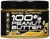 Scitec Nutrition 100% Peanut Butter Smooth, cibo funzionale, 500 g