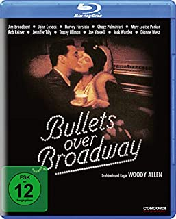 Bullets over Broadway [Blu-ray]