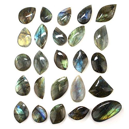 Großhandel, Platten (Labradorit Stein, Freeform poliert Labradorit Rocks, Labradorit Platten, Mix Großhandel von 5x)