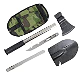 Anzer-Military-Outdoor-Camping-Portable-Tools-Set-4-in-1-Multi-functional-Emergency-Camping-Survival-Tools-Kit
