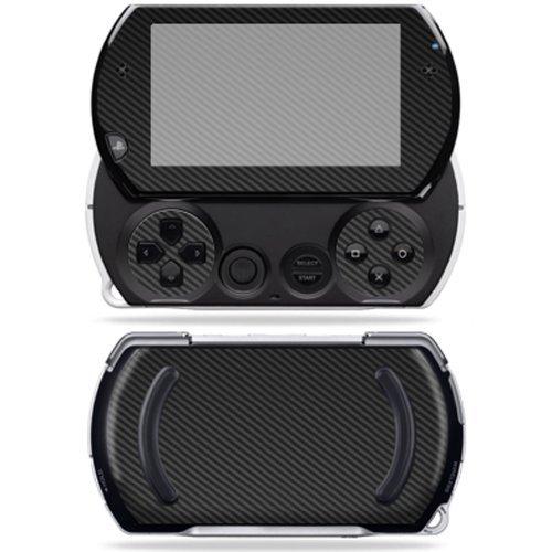 MightySkins Vinyl Schützende Haut Aufkleber Cover für Sony PSP Go System Wrap Aufkleber Skins Sony PSP Go Carbon Fiber Psp-gel-fall
