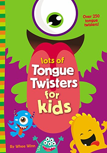 Lots of Tongue Twisters for Kids (English Edition)
