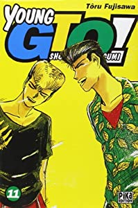 Young GTO Edition simple Tome 11